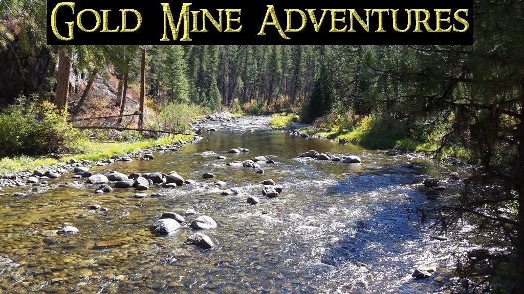 Gold Mine Adventures header image